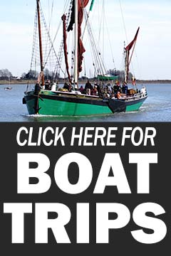 Click here for details of boat trips from The Hythe