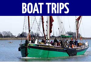 Boat Trips from Maldon